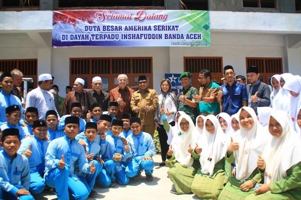 _Dubes AS Kunjungi Dayah Inshafuddin Banda Aceh (6)